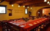 sala-pranzo La stalla di Bartoccio